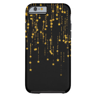 Gold Stars Tough iPhone 6 Case