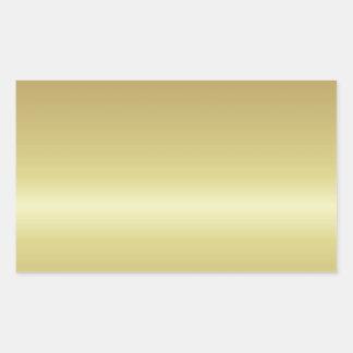 gold sticker