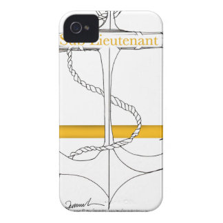 gold sub lieutenant, tony fernandes Case-Mate iPhone 4 case
