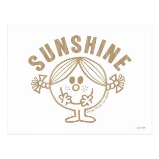 Gold Sunshine Postcards