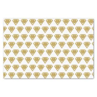 Gold Superhero Friend Valentine Tissue Paper
