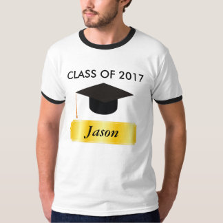 Gold Tag Graduation T-Shirt