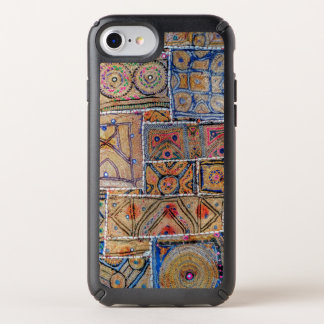 Gold Tapestry Quilt Phone Design