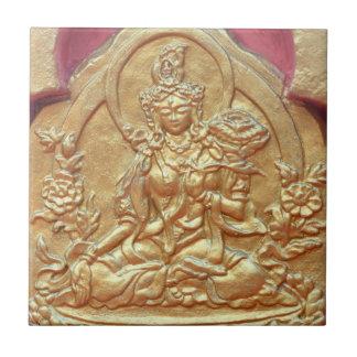 gold tara tile
