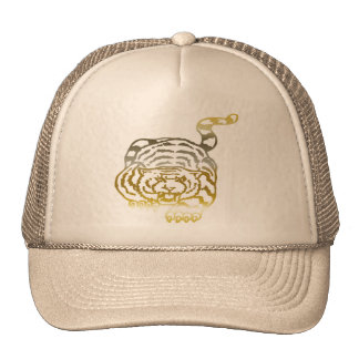 Gold Tiger - Hat