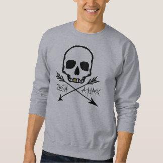 Gold Tooth Skull version 1 Sweatshirt