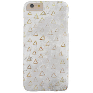 Gold Triangle Phone Case