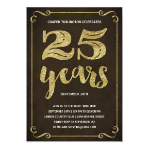 Twenty Five Birthday Parties Gifts On Zazzle CA