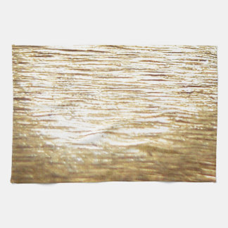 Gold Vermeil Kitchen Towel