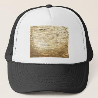 Gold Vermeil Trucker Hat