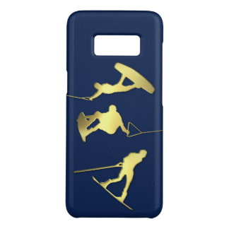 Gold Wakeboarders Samsung Galaxy S8 Case