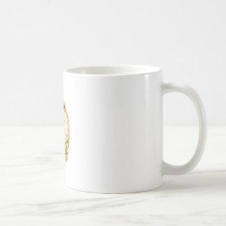 Gold Watch Classic White Coffee Mug