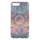 Gold watercolor and nebula mandala iPhone 8 plus/7 plus case