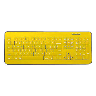 GOLD  Wireless Keyboard