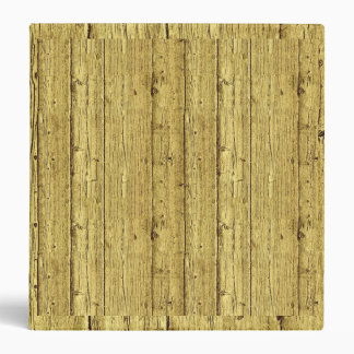 Gold Wood Binders
