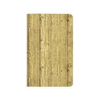 Gold Wood Journal