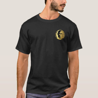 Gold Yip Man's Wing Chun Rules of Conduct T-Shirt