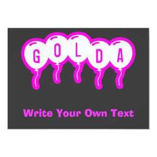Golda Card