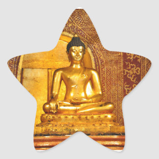 goldbudha_front.JPG Star Sticker