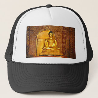 goldbudha_front.JPG Trucker Hat