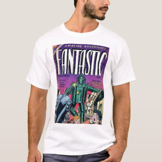 Golden Age Comic Art - Fantastic T-Shirt
