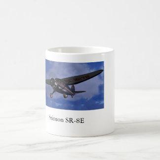 Golden Age Simulations Stinson SR-8E Mug