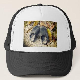 Golden age trucker hat