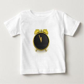 Golden alarm clock baby T-Shirt