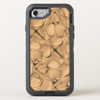 Golden  Alligator OtterBox Defender iPhone 8/7 Case