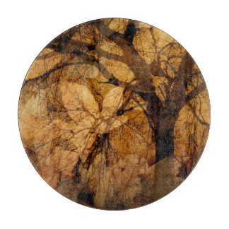 Golden and Brown Leaves | Merritt Island, FL Boards