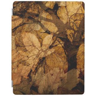 Golden and Brown Leaves | Merritt Island, FL iPad Cover