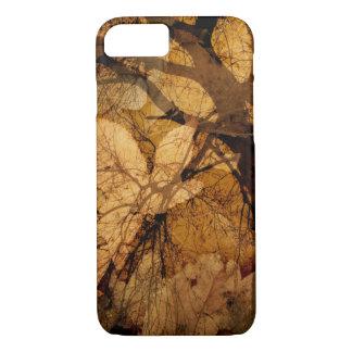 Golden and Brown Leaves | Merritt Island, FL iPhone 8/7 Case
