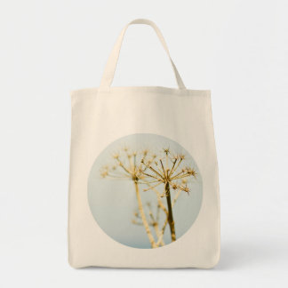 Golden and Teal Tote Bag