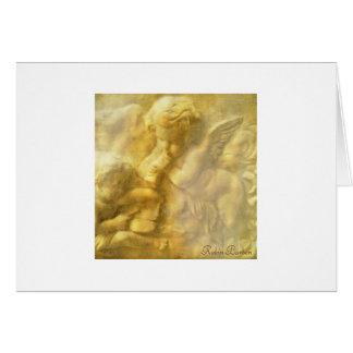 Golden Angel 2 Card