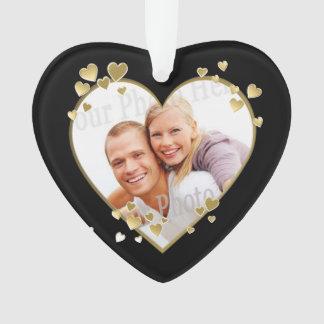 Golden Anniversary Heart Photo