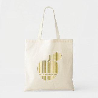 Golden Apple Tote Bag