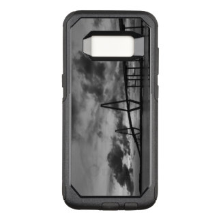 Golden Arthur Ravenel Pano Grayscale OtterBox Commuter Samsung Galaxy S8 Case