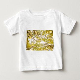 Golden Aspen Forest Canopy Baby T-Shirt