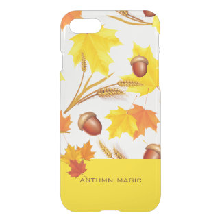 Golden Autumn iPhone 8/7 Case