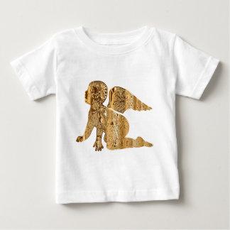 Golden Baby Angel Shiny Elegant Angelic Baby T-Shirt