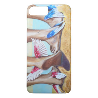 golden beach iPhone 8 plus/7 plus case