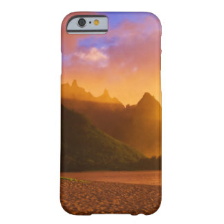 Golden beach sunset, Hawaii Barely There iPhone 6 Case