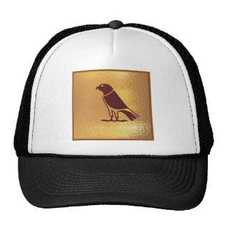 GOLDEN BIRDS OF PREY  eagle falcon hawk Trucker Hat