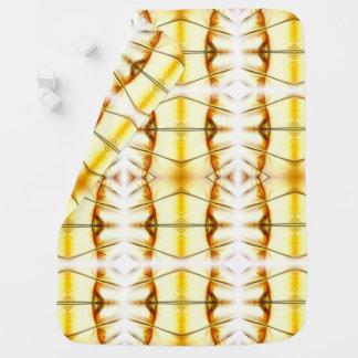 Golden Bling Baby Blanket