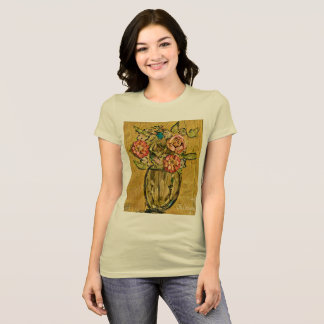 Golden Bouquet Tshirt