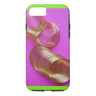 Golden Bracelet Wires Apple iPhone Case