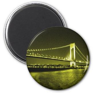 Golden Bridge magnet