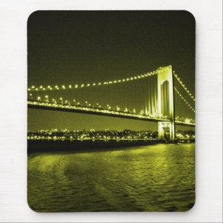Golden Bridge mousepad