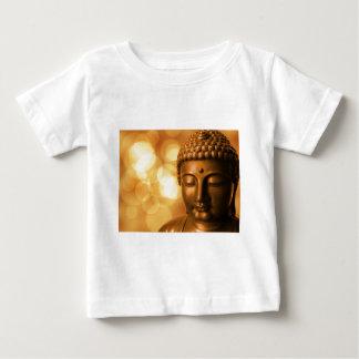 Golden Buddha Baby T-Shirt