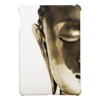 Golden Buddha Head Cover For The iPad Mini
